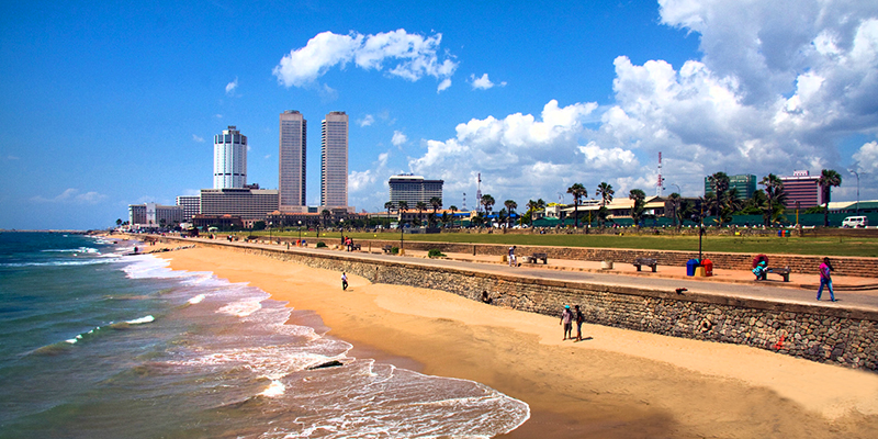 Colombo | Galle Face Green