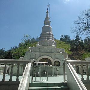 Dowa Rock Temple