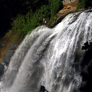 Huluganga Ella Falls