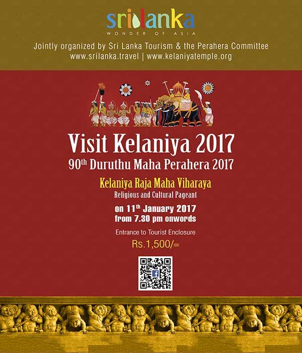 Tourism Fest To Dazzle Colombo