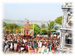 Koneshwaram Chariot (Ther) festival
