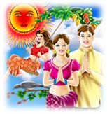 Sinhala and Tamil New Year Festivals