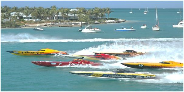 Power Boat Championship 2017