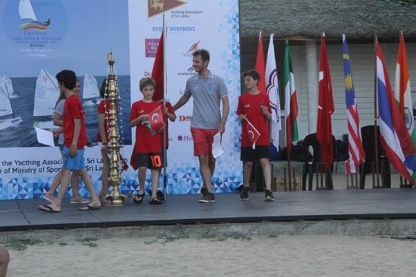 Asian & Oceanian Championship 2016