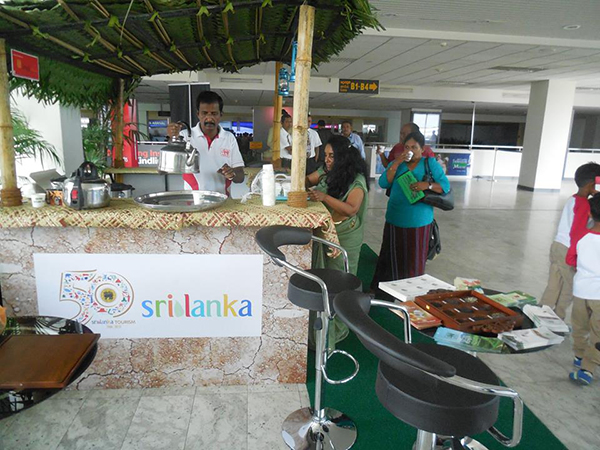 Celebrate Golden Jubilee of Sri Lanka Tourism.