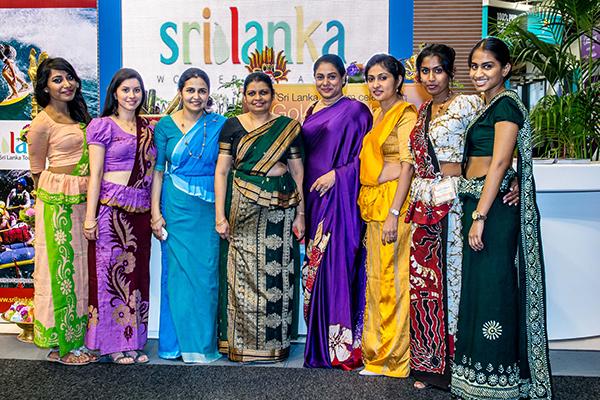 Sri Lankan Pavillion