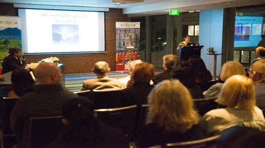 Sri lanka roadshows toast success in sydney