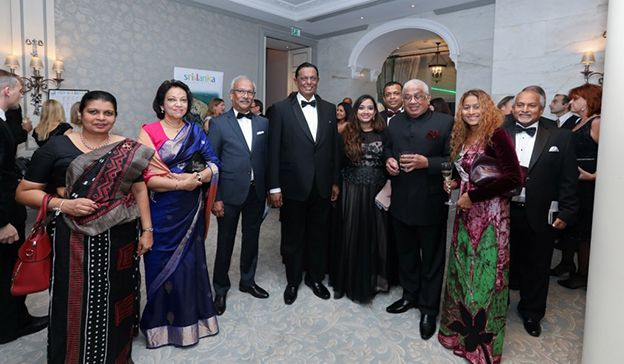 Sri Lanka Tourism Promotion Bureau, title sponsor of the prestigious, annual British Guild of Travel Writers Awards, London