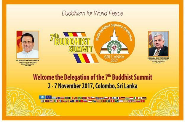7th Buddhist Summit 2017