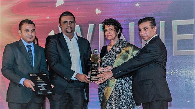 Sri Lanka Tourism wins top award at E-Swabhimani Ceremony