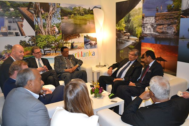 German Travel Association host next AGM in Sri Lanka