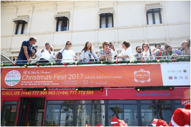 conic City Tour adds zest to Christmas Fest