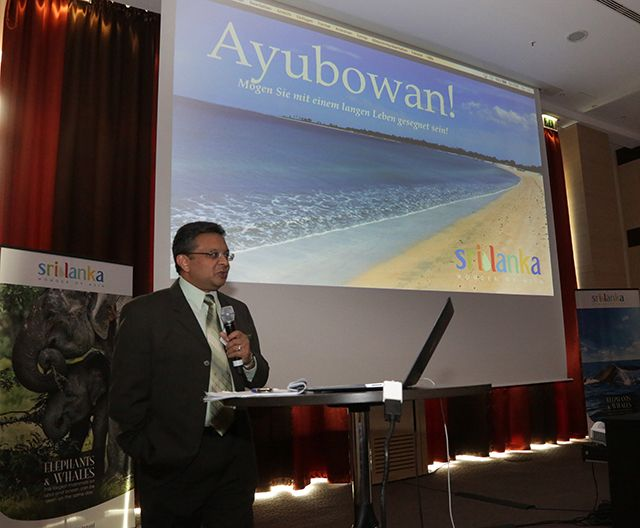 Roadshow  in Germany held on 12 September 2017 in Cologne
