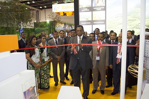 Sri Lanka Tourism shows prestige at the ATM