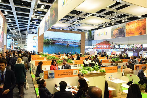 Sri Lanka shows its colors at ITB Berlin 2017