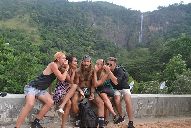 Travel Bloggers make Sri Lanka go viral on Social Media