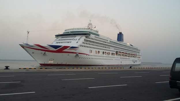 passenger-vessel