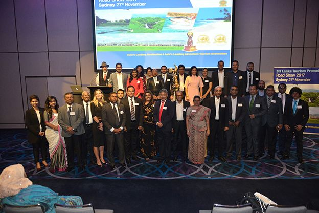 Sri Lanka Tourism concludes successful roadshows and food & cultural Event in Australia