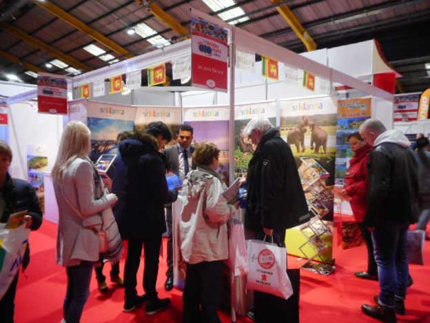 holiday world show 2018 in dublin ireland
