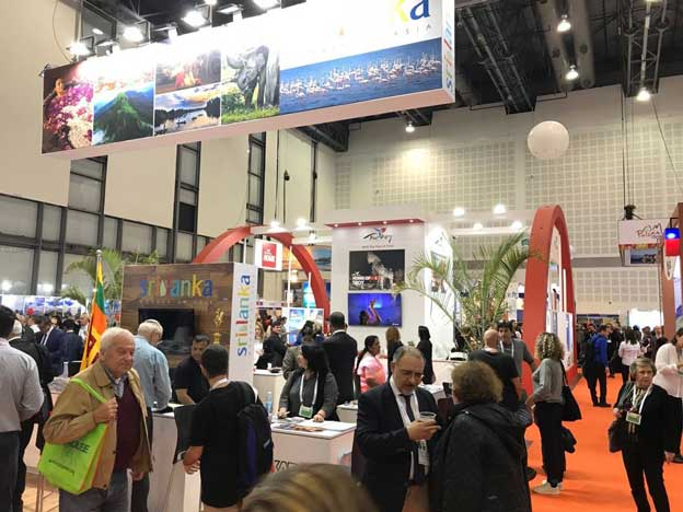 Sri Lanka Tourism shines in the Mediterranean at the IMTM Travel Fair 2018