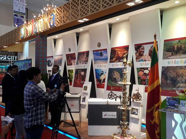 Sri Lanka Participation at Astindo 2018