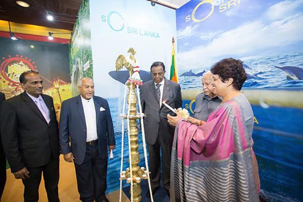 Marketing Drive by Sri Lanka Tourism at Thai International Travel Fair 2019