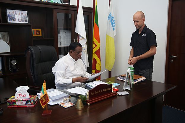 Sri Lanka to take sports Tourism towards a new dimension