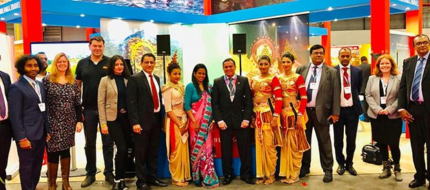 Sri Lanka takes the Centre stage at Vakantiebeurs