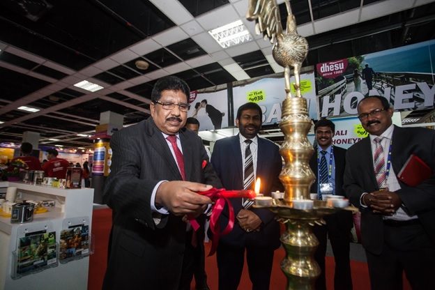 Sri Lanka adds color to Kualalumpur at MATTA 2016