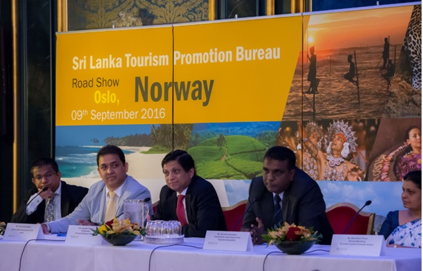 Sri Lanka makes inroads in Nordic countries