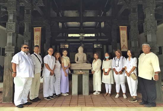 Familiarization Tour of Sri Lanka by Thai Travel Agents