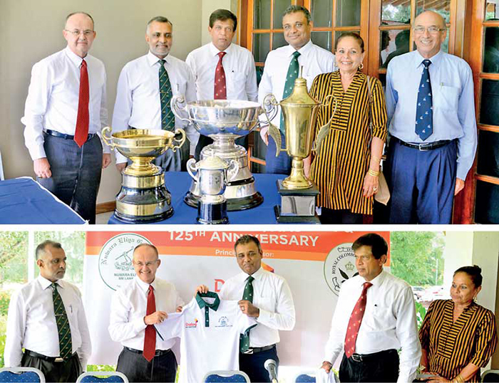 Nuwara Eliya To Host World's  Oldest  Golf  Tournament
