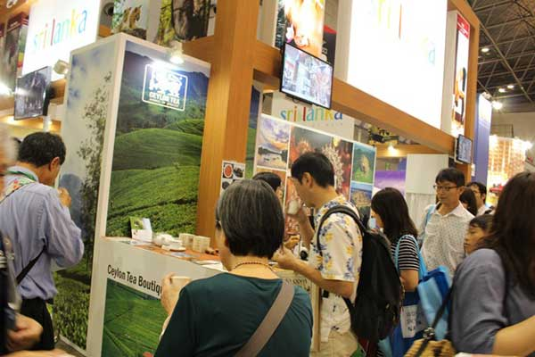 sri lanka world tourism hotspot at IFTM