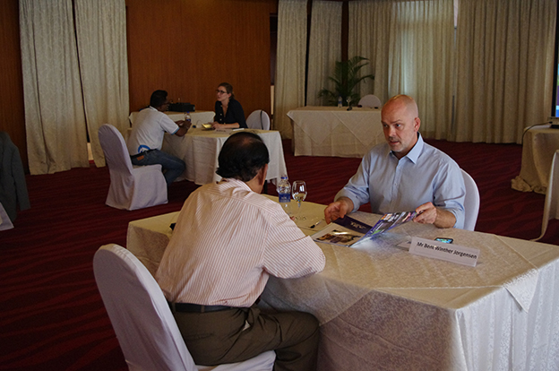 German Tour operators experience the Sri Lankan