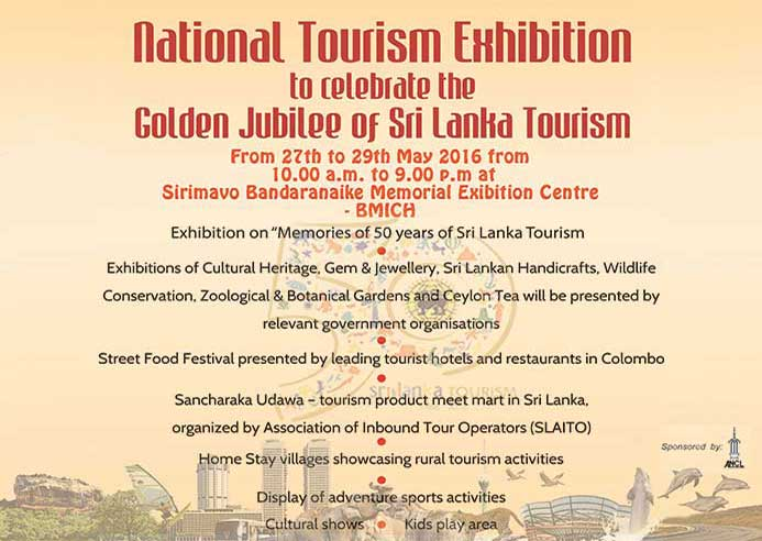 Golden Jubilee Celebrations of Sri Lanka Tourism